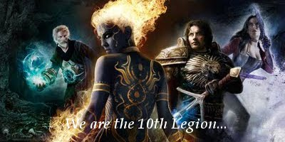 All characters from Dungeon Siege III
