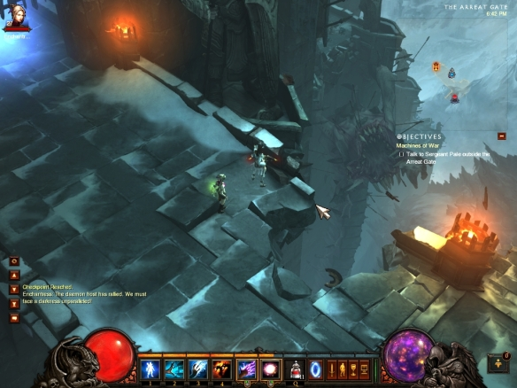 Bastion's Keep in Diablo III