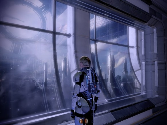 The Citadel in Mass Effect 2