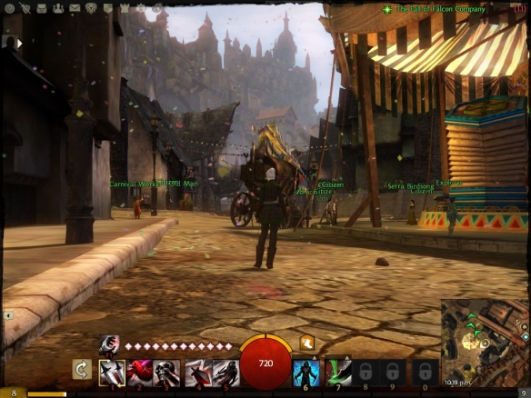 Divinity's Reach in the Guild Wars 2 beta
