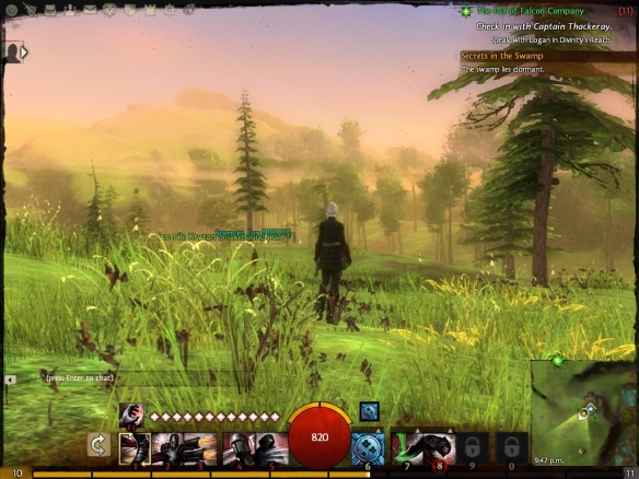 Guild Wars 2 is pretty