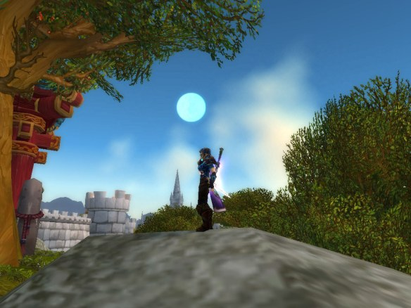 Azeroth's second moon makes its triumphant return in patch 5.0.4
