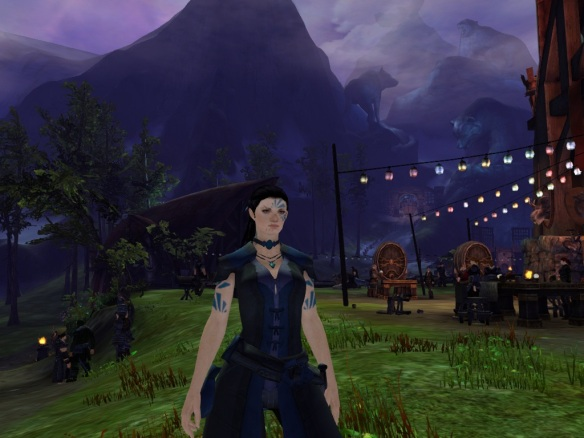 My Norn thief in Guild Wars 2