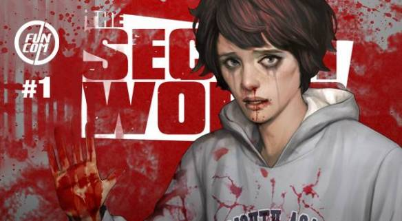 Cover art for The Secret World issue #1: Unleashed
