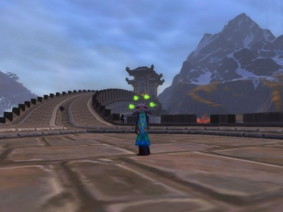 The Serpent's Spine in Kun-Lai Summit