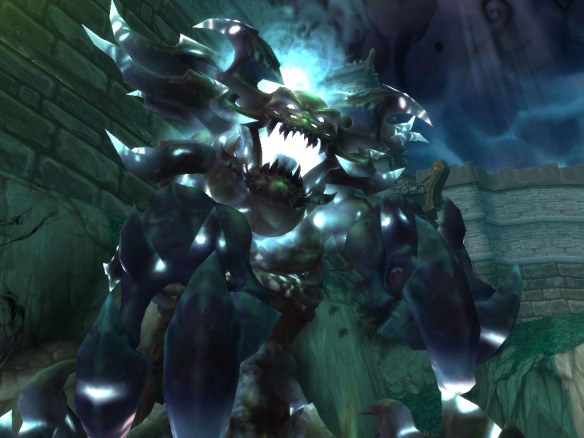 The Sha of Hatred in World of Warcraft: Mists of Pandaria