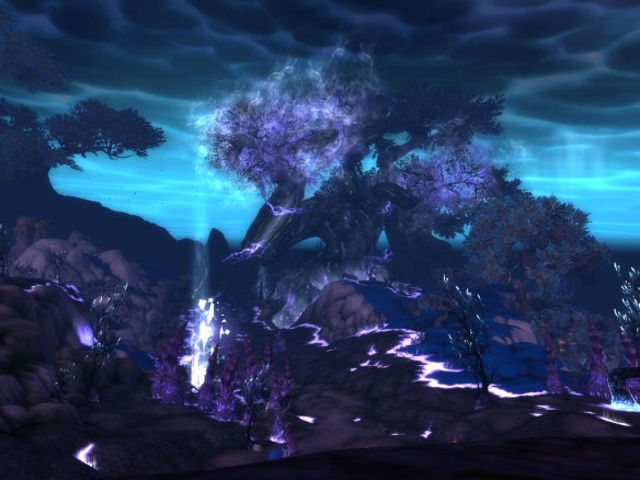 The Clutches of Shek'zeer in the Dread Wastes in World of Warcraft: Mists of Pandaria