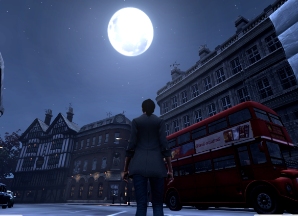 London in The Secret World