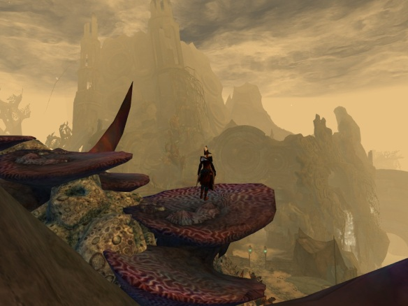 The Gates of Arah in Cursed Shore in Guild Wars 2