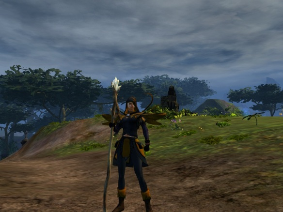 My Guild Wars 2 mesmer stylin' in Metrica Province