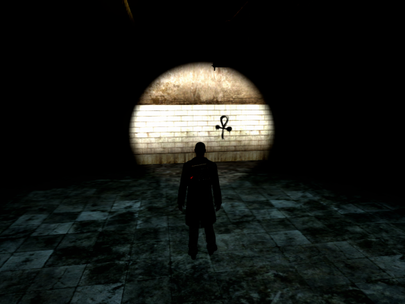 The haunted insane asylum in The Secret World