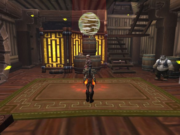 Wrathion hints at Azeroth's dark future