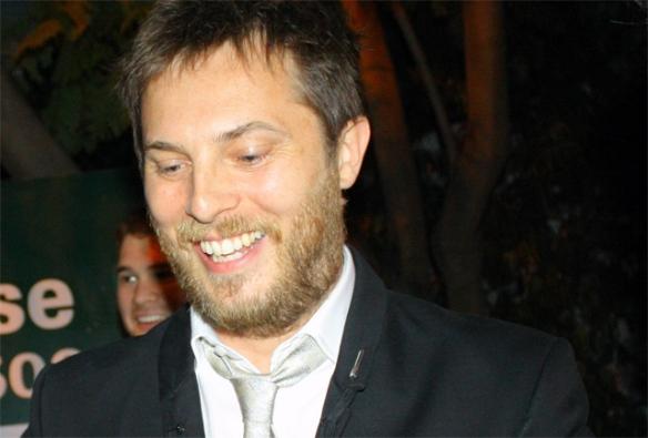 A photo of director Duncan Jones