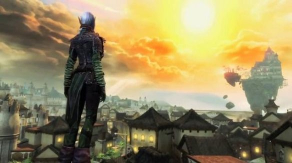 A promotional image from Neverwinter