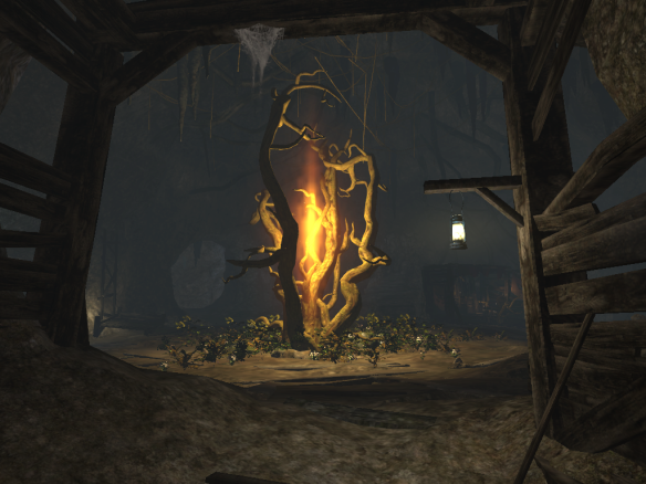 The Dutchman's lair in The Secret World
