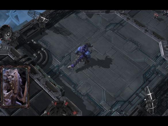 The Primal Zerg Dehaka in Starcraft II: Heart of the Swarm
