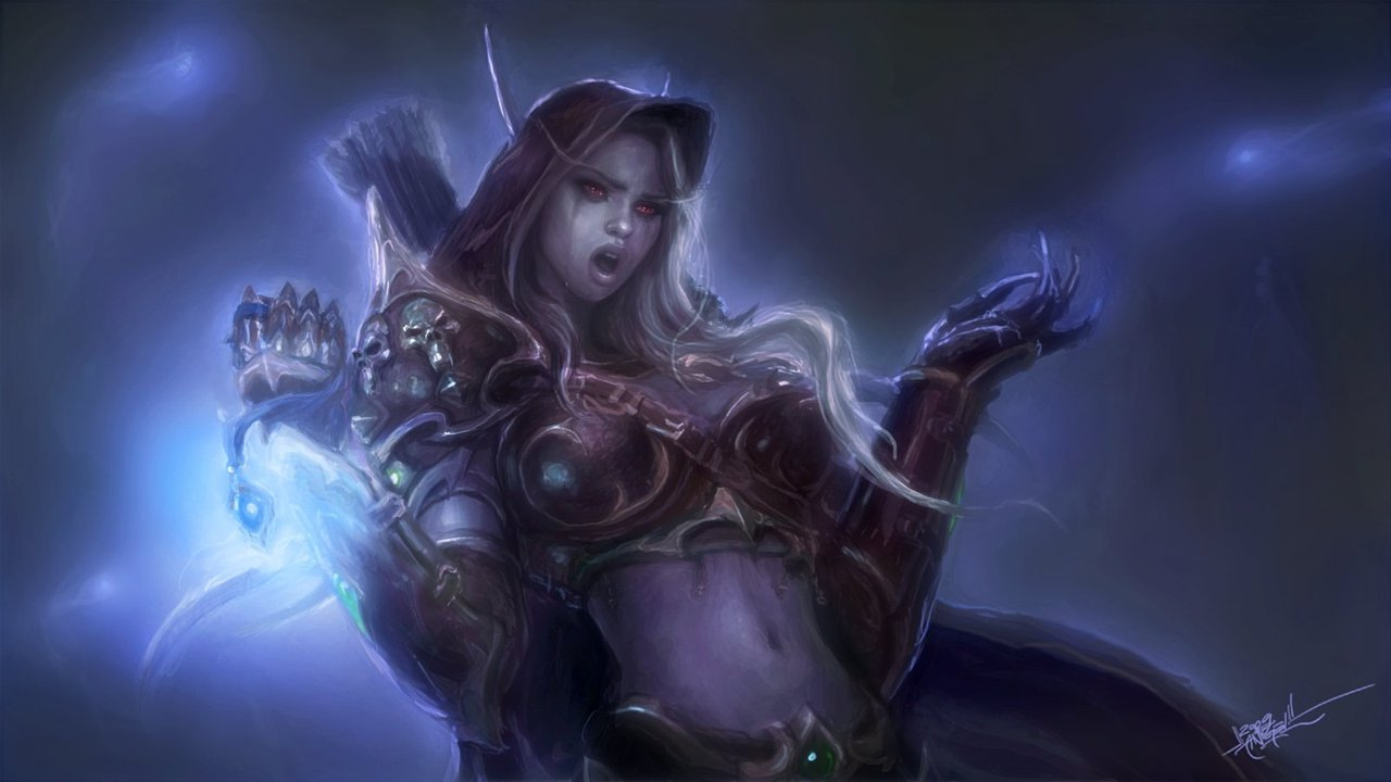 World Of Warcraft Wallpaper Bfa: How Do You Solve A Problem Like Sylvanas?