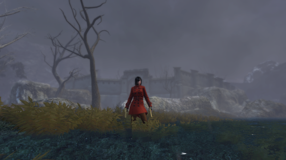 My Templar in the Besieged Farmlands in The Secret World