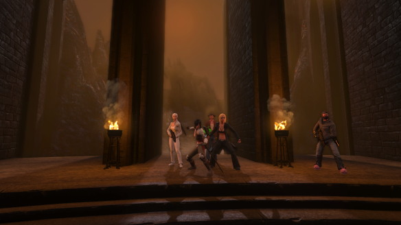 My Hell Raised group in The Secret World
