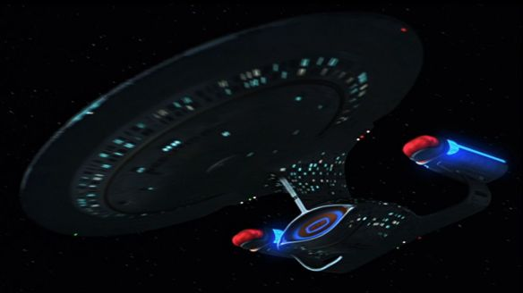 The USS Enterprise, NCC-1701-D