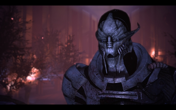 Saren Arterius in Mass Effect