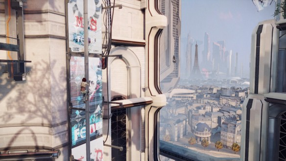 Scaling the buildings of Neo-Paris in Remember Me