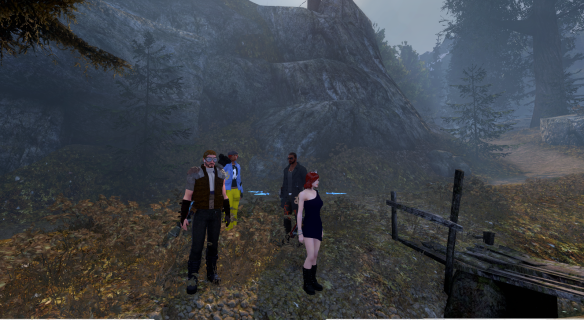 Following Moiren around Transylvania during The Secret World's holiday event