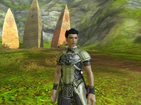 Tyrom, crown prince of Pira