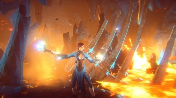 A screenshot from EverQuest next