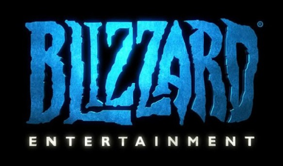 The official logo for Blizzard Entertainment