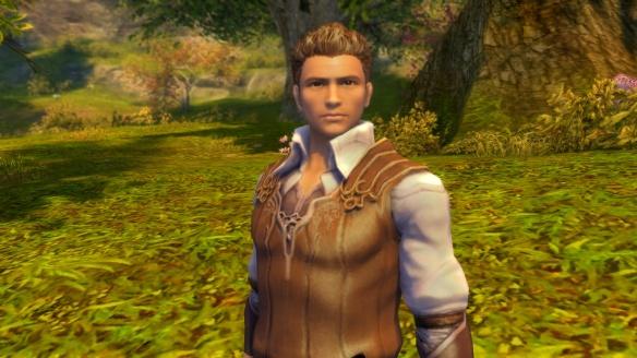 Alistos, soldier of the Piran Regental Guard