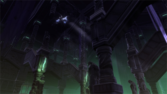 The Dark Temple in Star Wars: The Old Republic