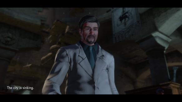 Arturo Castigleone in The Secret World