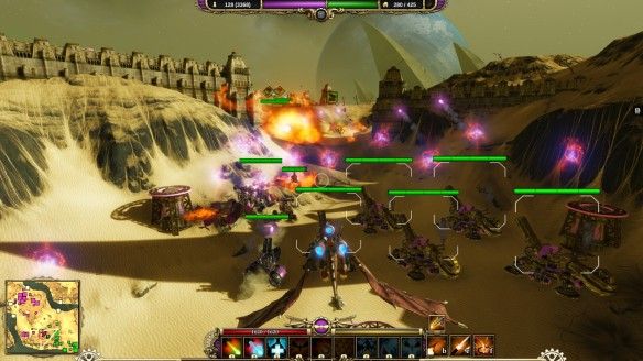 Commanding my troops in dragon form in Divinity: Dragon Commander