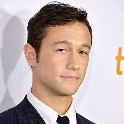 A photo of actor Jospeh Gordon-Levitt