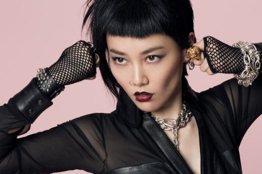 A photo of actress Rinko Kikuchi