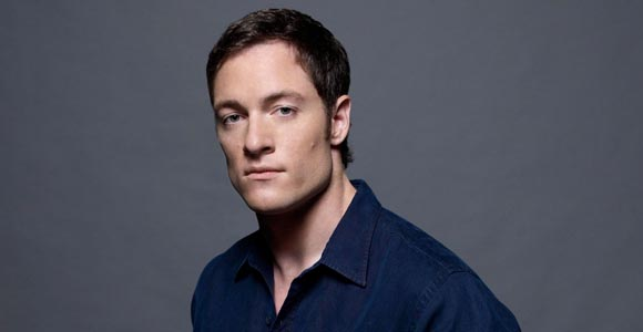 A photo of actor Tahmoh Penikett