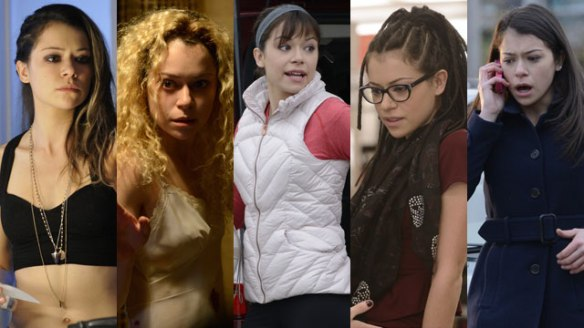 The many and sundry clones of Orphan Black