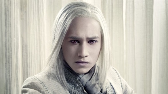 Jesse Rath as Alak Tarr in Defiance