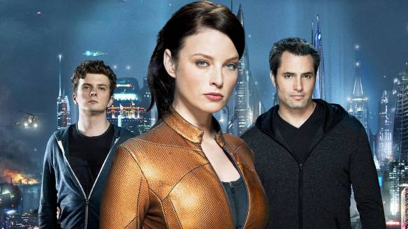 Kiera, Alec, and Carlos in Continuum