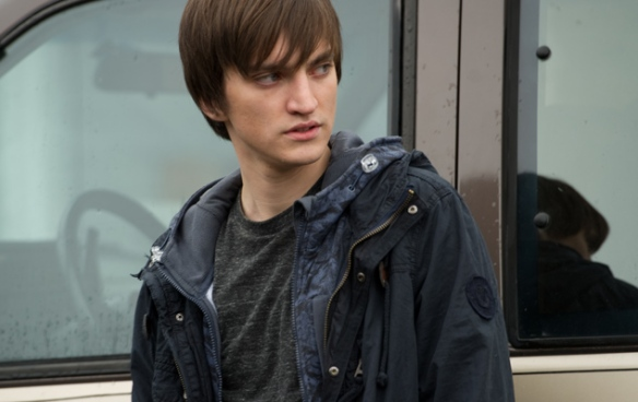 Julian Randal in Continuum