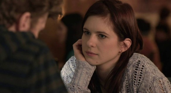 Magda Apanowicz as Emily in Continuum