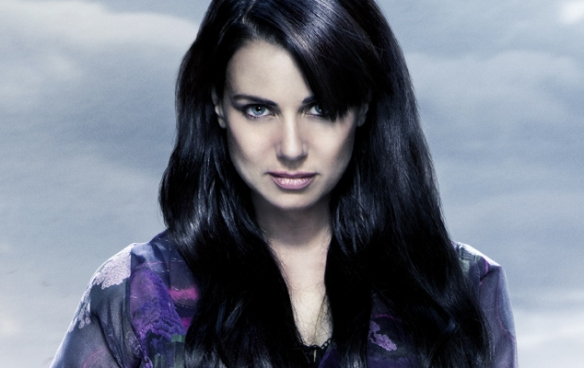 Mia Kirshner as Kenya Rosewater in Defiance