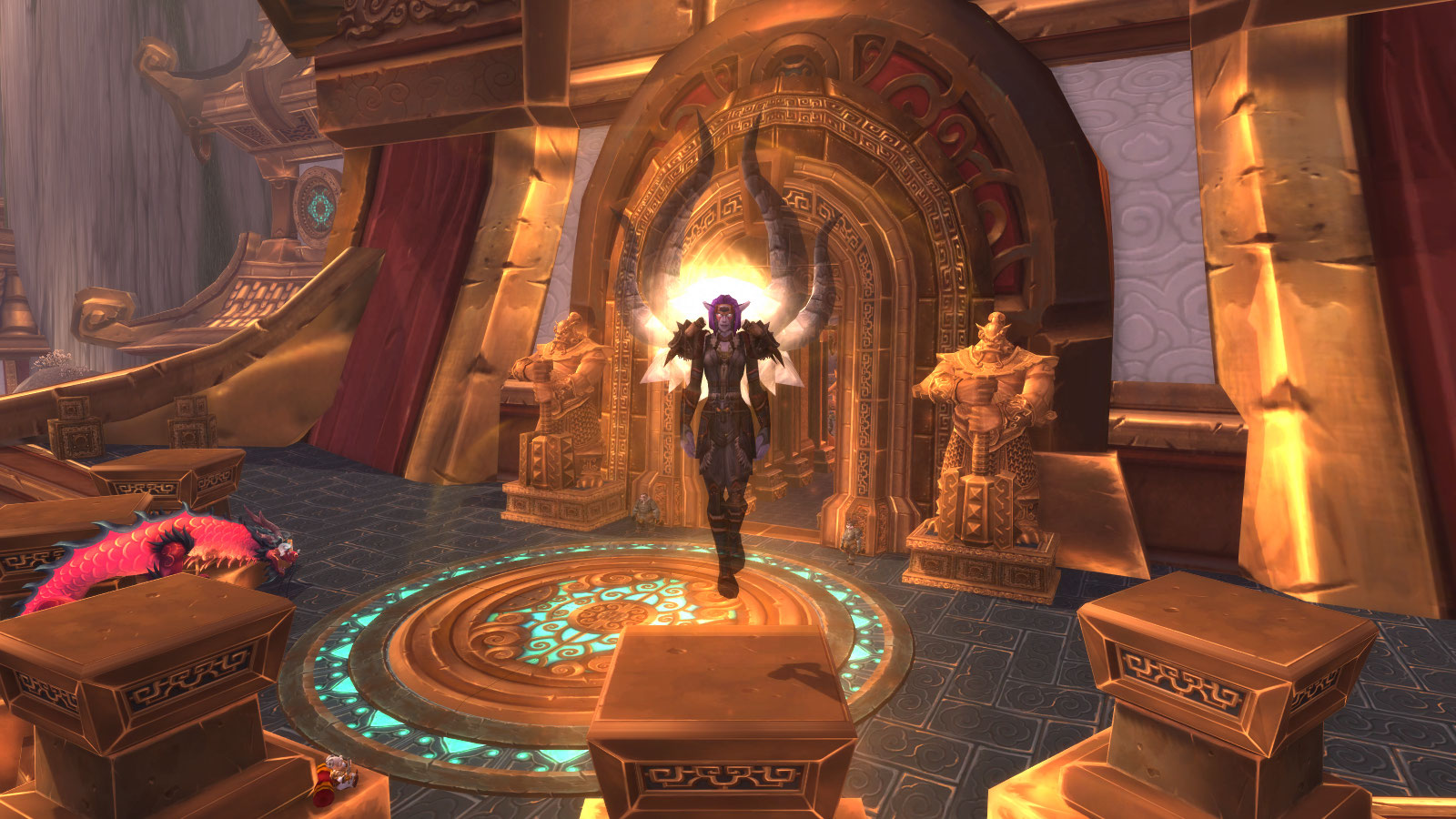 The Seat Of Knowledge : Wow cloak crazy superior realities
