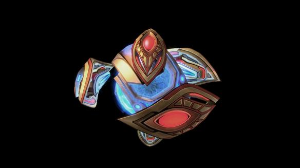 The new Protoss disrupter unit from StarCraft II: Legacy of the Void