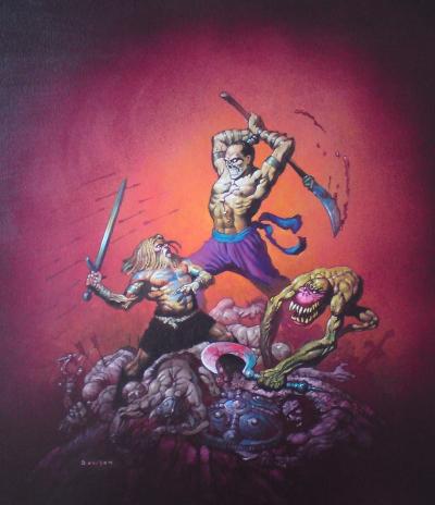 Art for Myth II: Soulblighter