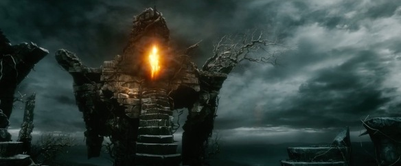 The Necromancer reveals himself in The Hobbit: The Battle of the Five Armies