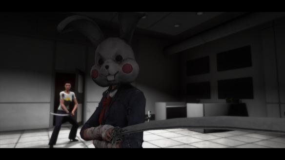 The Rabbit Killer in The Secret World's issue #10