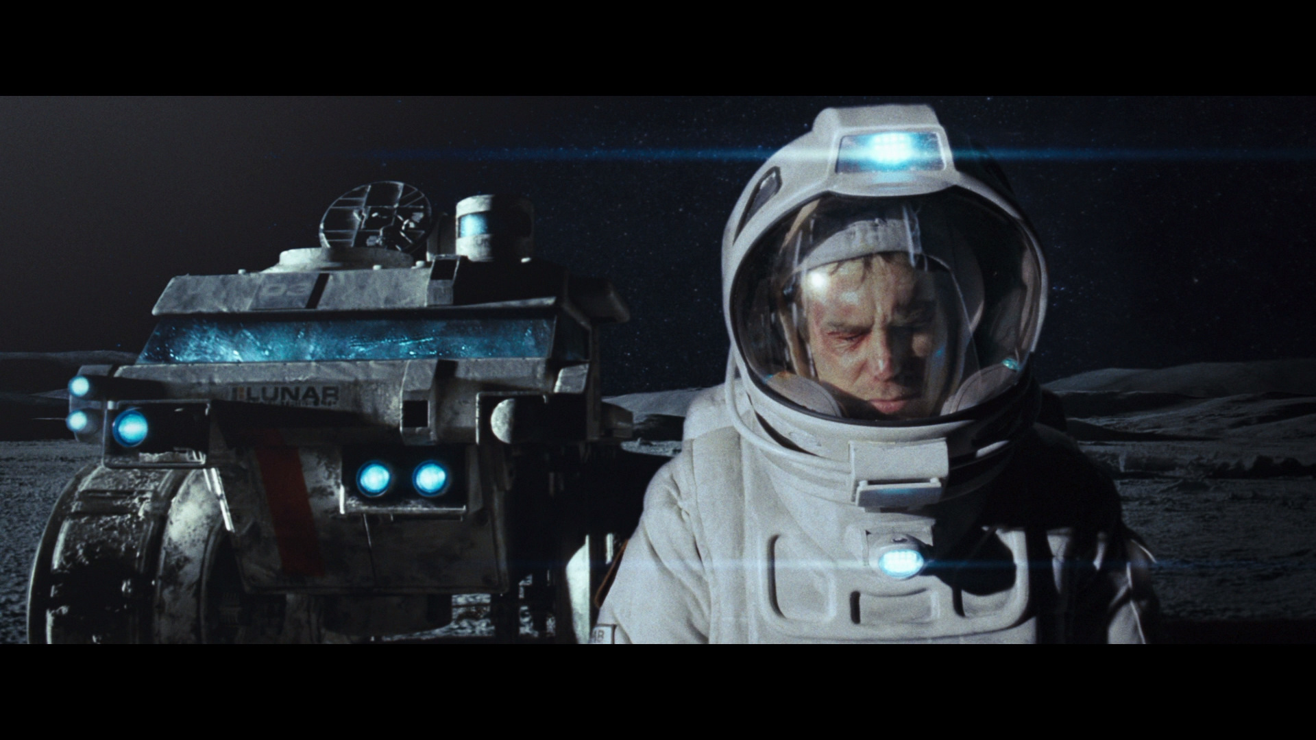 Movie about going to the moon