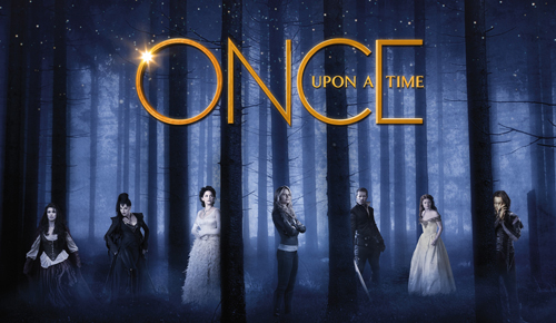 The logo for Once Upon a Time